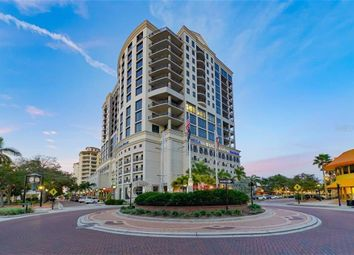 Thumbnail Town house for sale in 50 Central Ave #14E, Sarasota, Florida, United States Of America