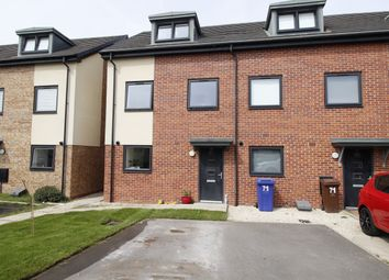 Thumbnail 3 bed town house for sale in Oak Road, Thurnscoe, Rotherham