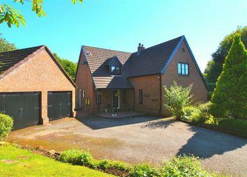 Thumbnail 4 bed detached house for sale in The Cottage, Laurel Court, Rheda Park, Frizington, Cumbria