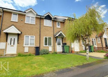 Thumbnail 2 bed terraced house for sale in Foxes Drive, Cheshunt, Waltham Cross