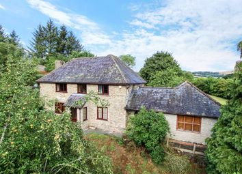 Thumbnail 5 bed detached house for sale in Hundred House, Llandrindod Wells, Powys