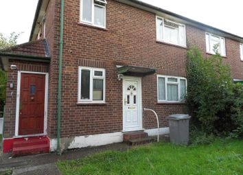 Thumbnail 1 bed maisonette to rent in Byron Road, Wembley