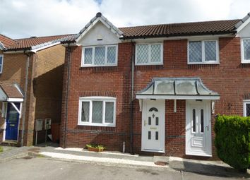 Thumbnail 3 bed semi-detached house for sale in Gwaun Y Cwrt, Caerphilly