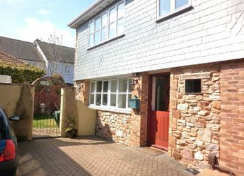 Thumbnail 3 bed semi-detached house to rent in High Street, Topsham, Exeter