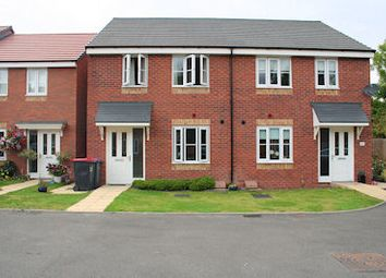 Thumbnail 3 bed semi-detached house to rent in Cloisters Way, Telford
