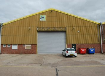 Thumbnail Warehouse to let in Riverside Industrial Estate, Fazeley, Tamworth
