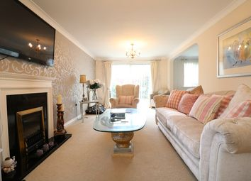 Thumbnail 4 bedroom detached house for sale in Hestercombe Close, Weston Village
