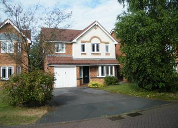 Thumbnail 4 bed detached house for sale in Weaver Road, Moulton, Northwich, Cheshire