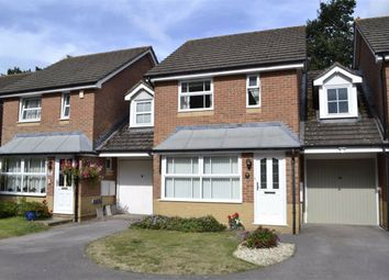 Thumbnail 3 bed link-detached house for sale in Broadmeadow End, Thatcham, Berkshire