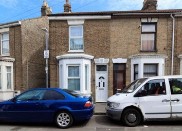 Thumbnail 3 bed end terrace house for sale in Harris Road, Sheerness