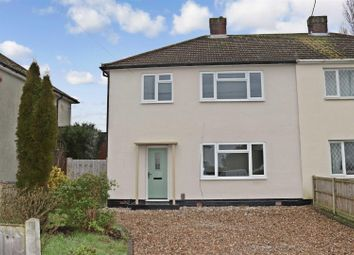 Thumbnail 3 bed semi-detached house for sale in Brewer Road, Bulkington, Bedworth
