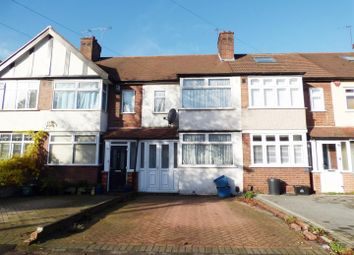 Thumbnail 3 bed terraced house for sale in Uplands Road, Woodford Green