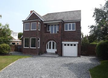 Thumbnail 4 bed detached house for sale in North Park Drive, Blackpool, Lancashire, .