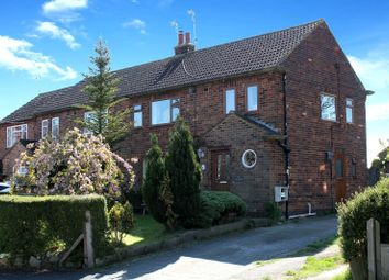 Thumbnail 3 bed semi-detached house for sale in Bryars Close, Saddington, Leicester