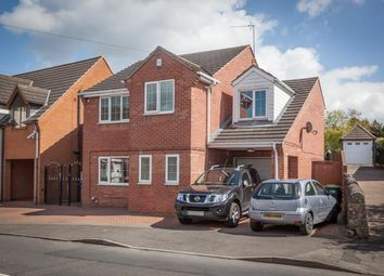 Thumbnail 4 bed detached house for sale in Forest Road, Skegby, Sutton-In-Ashfield
