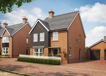 "Thumbnail 4 bed detached house for sale in ""Irving"" at The Causeway, Petersfield"