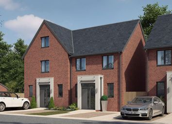 Thumbnail 3 bed semi-detached house for sale in St Gregory's Place, Walnut Tree Lane, Sudbury