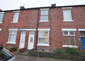 Thumbnail 2 bed terraced house for sale in Delagoa Street, Off Greystone Road, Carlisle, Cumbria