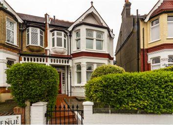 Thumbnail 4 bed semi-detached house for sale in Heybridge Avenue, Streatham