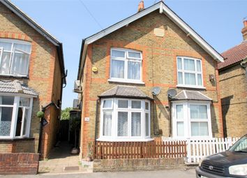 Thumbnail 3 bed semi-detached house for sale in Chestnut Grove, Staines-Upon-Thames, Surrey