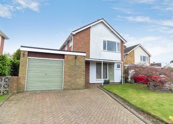 Thumbnail 3 bedroom detached house for sale in Wheatfield Drive, Shifnal, Shropshire