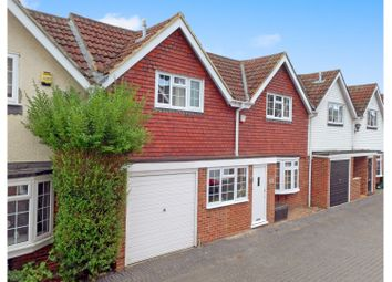 Thumbnail 2 bed terraced house for sale in Belmont Mews, Camberley