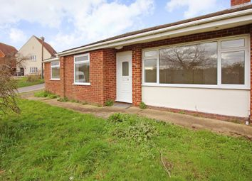 Thumbnail 3 bed semi-detached bungalow to rent in Western Avenue, Bridge, Canterbury