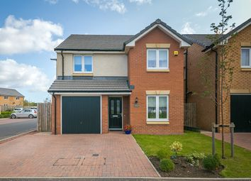 Thumbnail 4 bed detached house for sale in Bowes Place, The Wisp, Edinburgh