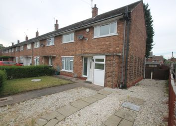 Thumbnail 3 bed end terrace house to rent in Maple Avenue, Bessacarr, Doncaster