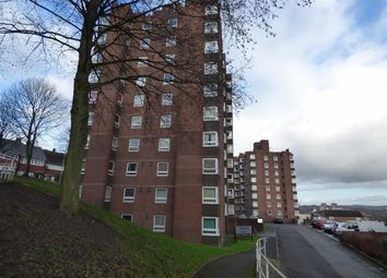 Thumbnail 1 bed flat for sale in Penkhull Court, Penkhull, Stoke-On-Trent