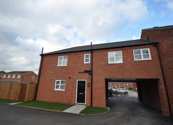 Thumbnail 1 bed flat to rent in Blakeholme Court, Burton-On-Trent