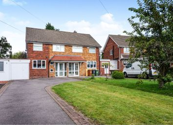 Thumbnail 3 bed semi-detached house for sale in Grosvenor Avenue, Sutton Coldfield