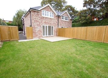 Thumbnail 3 bed semi-detached house for sale in Glenair Avenue, Lower Parkstone, Poole