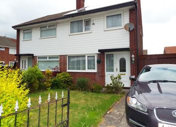 Thumbnail 3 bed semi-detached house for sale in Four Acre Lane, Clock Face, St. Helens, Merseyside
