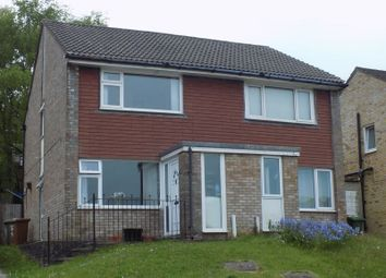 Thumbnail 2 bed semi-detached house to rent in Chester Court, Caerphilly