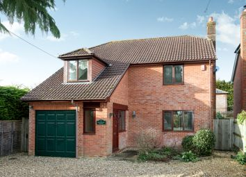 Thumbnail 4 bed detached house for sale in Weston Lane, Winterslow, Salisbury