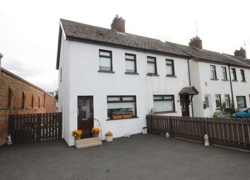 Thumbnail 2 bedroom semi-detached house for sale in Moira Road, Lisburn