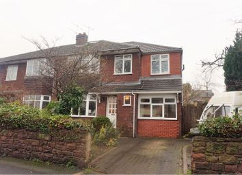 Thumbnail 5 bedroom semi-detached house for sale in Vale Road, Liverpool