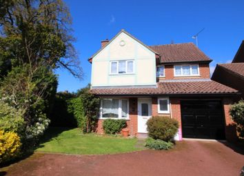 Thumbnail 4 bedroom detached house for sale in Amherst Close, Swaffham, 7Ts.