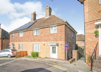 Thumbnail 3 bed semi-detached house for sale in Pittlesden, Tenterden