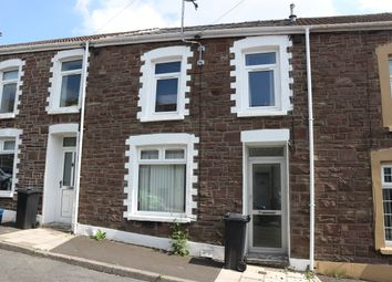 Thumbnail 3 bed terraced house for sale in Glendower Street, Dowlais, Merthyr Tydfil