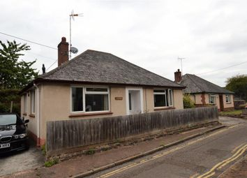 Thumbnail 2 bed detached bungalow for sale in The Tolleys, Mill Street, Crediton, Devon