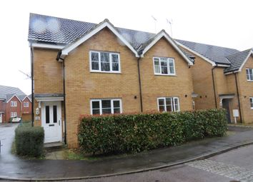 Thumbnail 3 bed semi-detached house for sale in Roman Way, Boughton Monchelsea, Maidstone