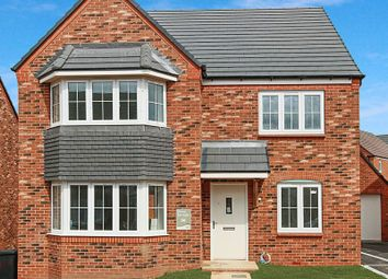 Thumbnail 5 bed detached house for sale in Plot 56, Marbury Meadows, Wrenbury