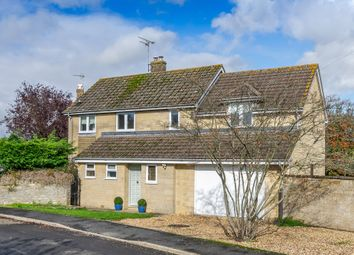 Thumbnail 4 bed detached house for sale in Hollis Gardens, Luckington, Chippenham