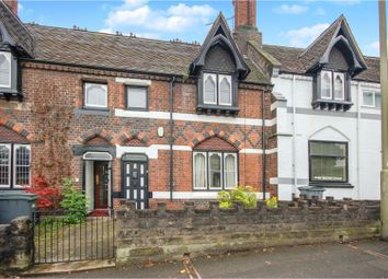 Thumbnail 3 bed cottage for sale in Hartshill Road, Stoke-On-Trent