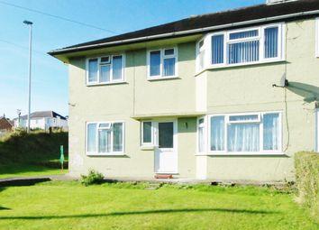 Thumbnail 2 bed flat for sale in Plas Helyg, Penparcau, Aberystwyth