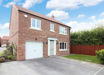 Thumbnail 4 bed detached house for sale in Croft Close, South Milford, Leeds
