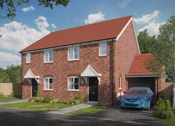 Thumbnail 3 bed detached house for sale in Grove Meadows, Station Road, Wantage