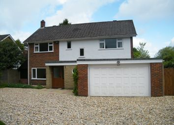 Thumbnail 4 bed detached house to rent in Westhall Road, Warlingham